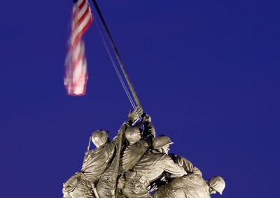 Iwo Jima Memorial 4107