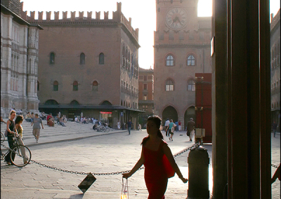 Piazza Maggiore 1985