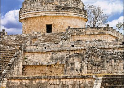 Mayan Observatory 4200