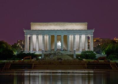 Lincoln Memorial 4482