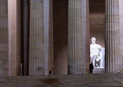 Lincoln Memorial 5112