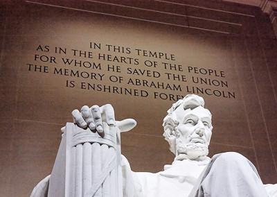 Lincoln Memorial 5149