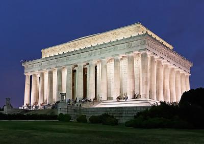 Lincoln Memorial 8283