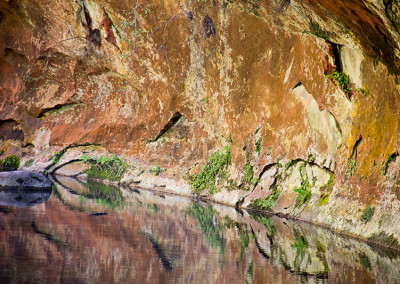 Oak Creek Canyon 7650