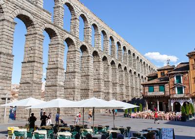 Roman Aqueduct 0804