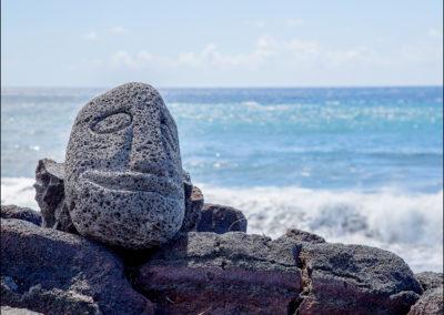 Found Sculpture at Kalapana 0109