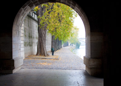 Arch on the Seine 0136